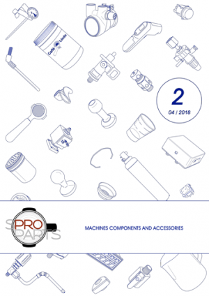 Spare parts catalogue 2019